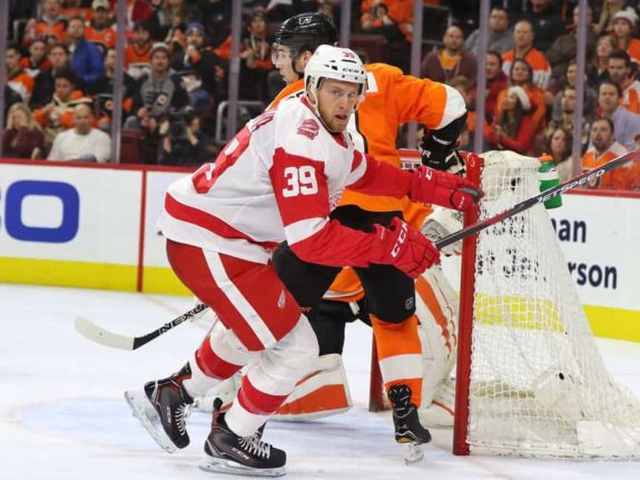 Anthony Mantha Red Wings