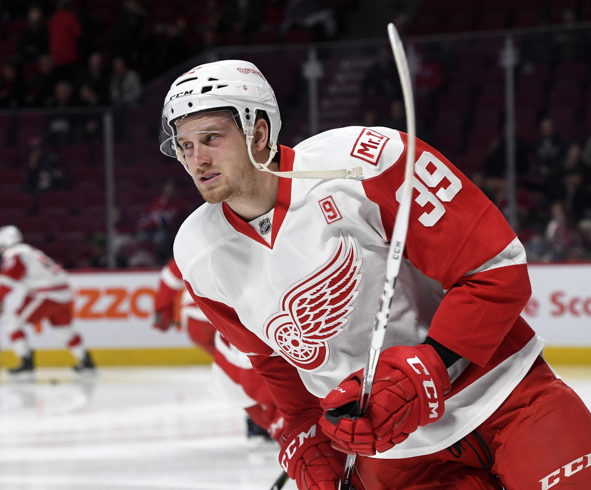 65e8df97505 Red Wings  Anthony Mantha Helps Bring Balance to the Roster
