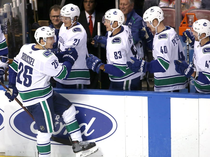 Vancouver Canucks Need to Stop Winning