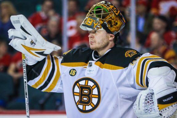 Anton Khudobin, Bruins