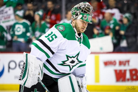 Anton Khudobin would be a good for the Detroit Red Wings.