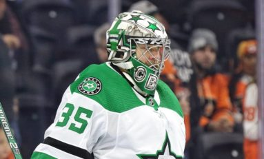 Stars Getting Big Contributions From Khudobin