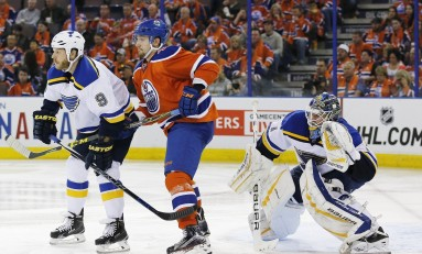 Blues Winning in Spite of Themselves