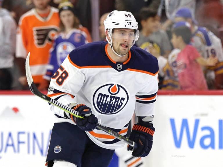 Anton Slepyshev Oilers