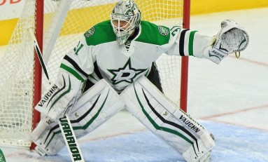 Antti Niemi Getting First Crack at No. 1 Role in Dallas