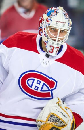Niemi Signing Gives Canadiens Options in Net