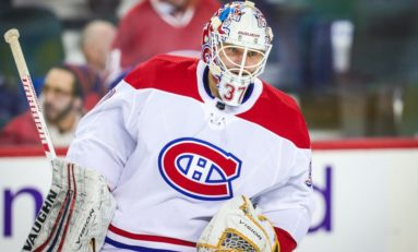 Niemi Gets Job Done as Price's Backup