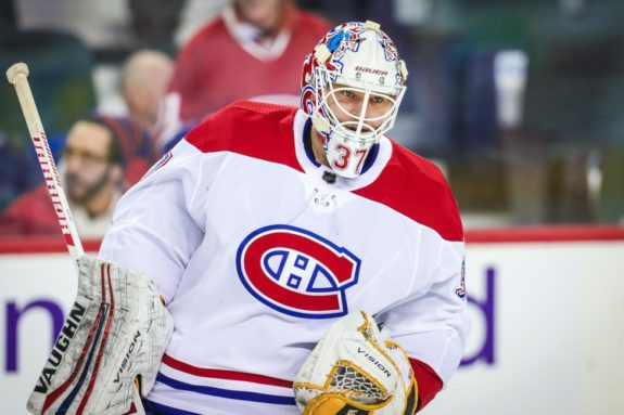 Antti Niemi Montreal Canadiens