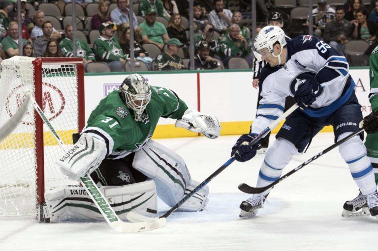 Antti Niemi, NHL, Dallas Stars