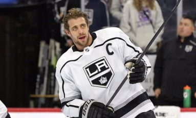 LA Kings Captain Anze Kopitar Adds an Emmy Award to His Trophy Case
