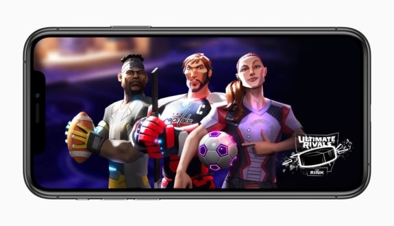 Apple Ultimate Rivals