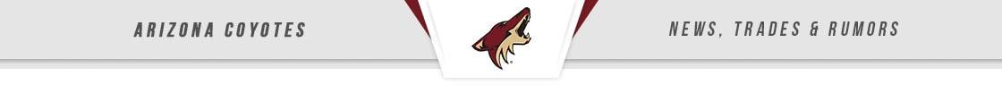 Arizona Coyotes News and Rumors