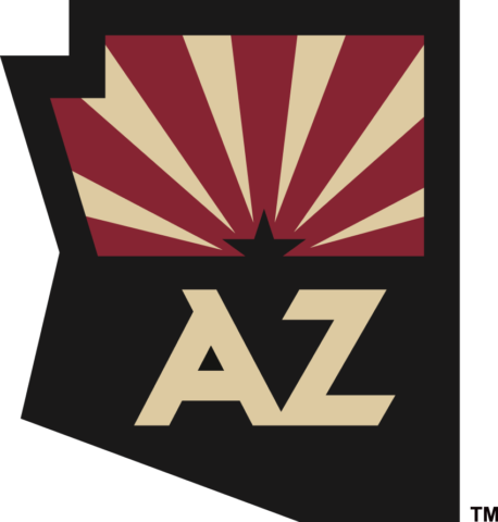 wholesale dealer fa404 2e384 Arizona Coyotes Logo History