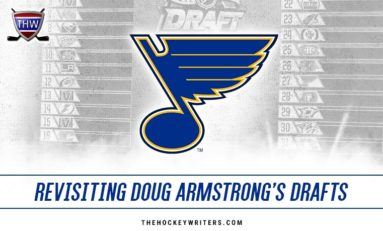 Revisiting Doug Armstrong's Drafts — 2017