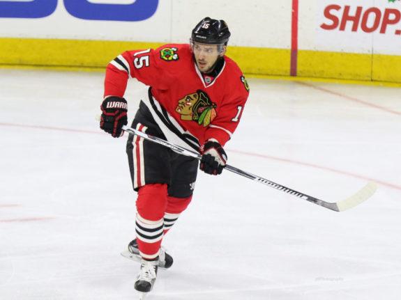 Artem Anisimov, Blackhawks