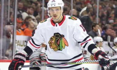 Senators, Blackhawks Swap Smith, Anisimov