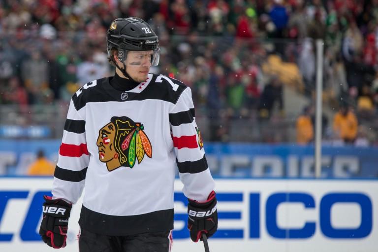 Artemi Panarin, Chicago Blackhawks, NHL