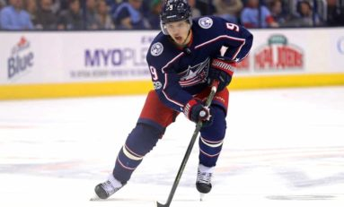 Blue Jackets Power Play Turnaround