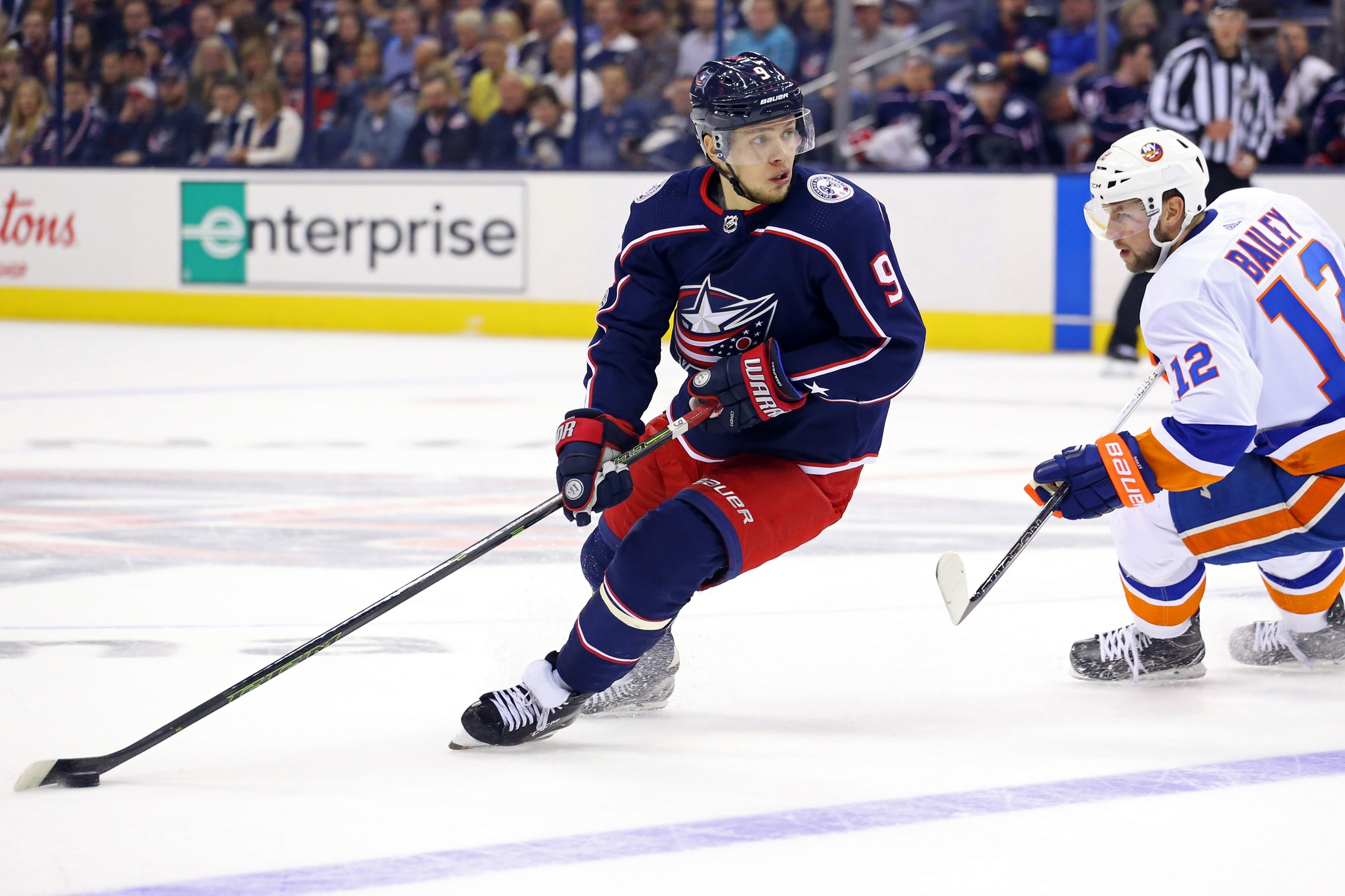 84f97187b6c Artemi Panarin - Proud to be a Part of the Columbus Blue Jackets