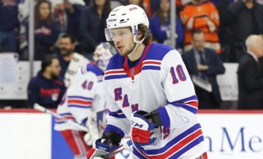 Top 5 Players in Rangers-Hurricanes Series