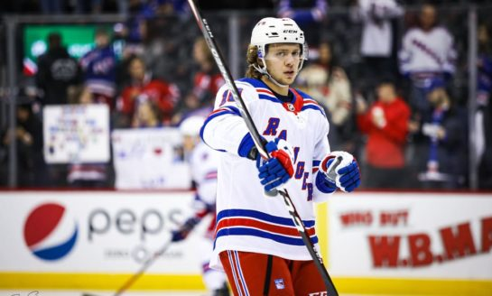 Panarin, Lundqvist Lead Rangers to 4-1 Win over Capitals