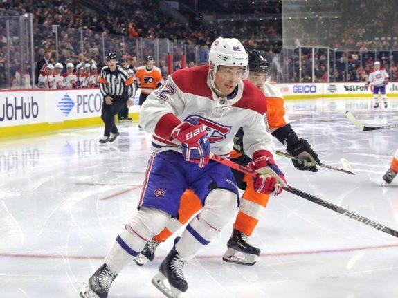 Artturi Lehkonen Montreal Canadiens