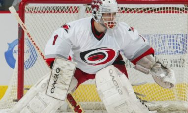 Artūrs Irbe Helped Hurricanes' Stability