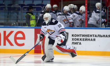 Flames' Artyom Zagidulin KHL Loan Important to Development