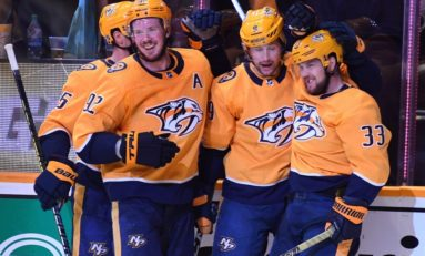 Predators' JOFA Line Silent at Worst Time