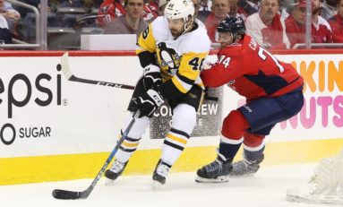 Aston-Reese a Key to Penguins' Recent Success