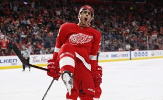The Grind Line: Red Wings Decisions on Athanasiou, Yzerman & More