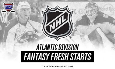 Fantasy Fresh Starts: Atlantic Division