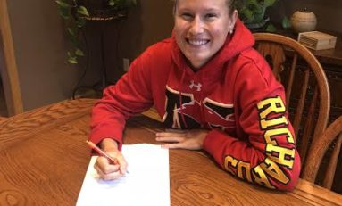 Riveters Add Rookie Audra Richards