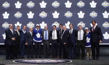 Maple Leafs Name Mark Hunter as Assistant GM