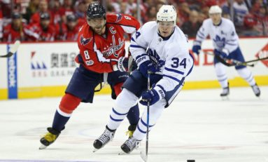 Maple Leafs Are Bringing Matthews Back Too Soon