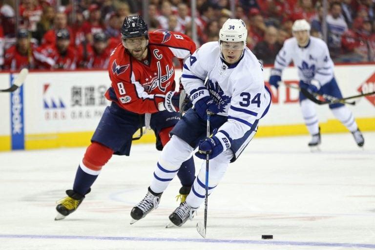 Auston Matthews, NHL, Toronto Maple Leafs