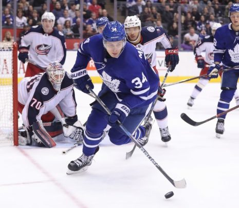 Off the Crossbar: Matthews & Rielly Eyeing Gretzky's Record