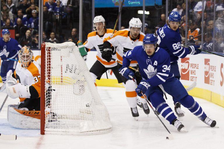 Toronto Maple Leafs Auston Matthews