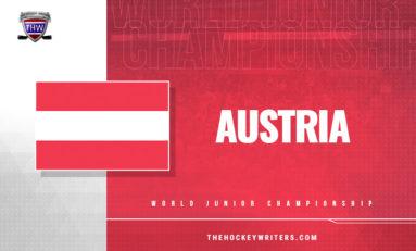 2021 World Junior Championship Team Austria Preview