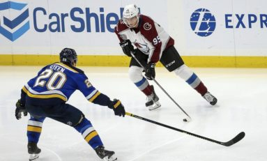 Avalanche Brace for New Rivals in West Division