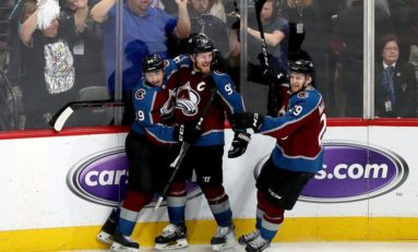 Avalanche's Offense the Best in the Central Division