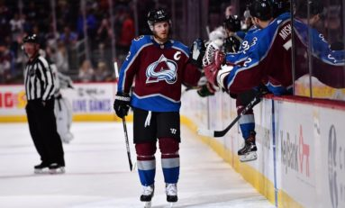 Avalanche's Landeskog Out Indefinitely with Lower-Body Injury