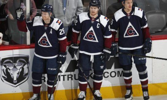 Avalanche All-Decade Team: Forwards