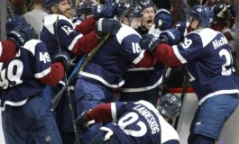Avalanche Face Roster Crossroads