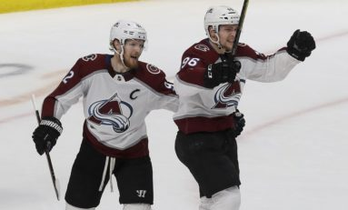 Avs' Lack of Roster Depth Leads to Deep 2-0 Series Hole