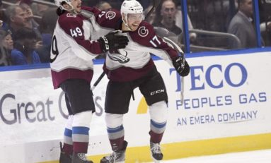 Avalanche's Offensive Additions Paying Off
