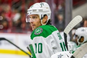 Patrick Sharp would be a big reason the Stars compete in the playoffs (Photo By: Andy Martin Jr)