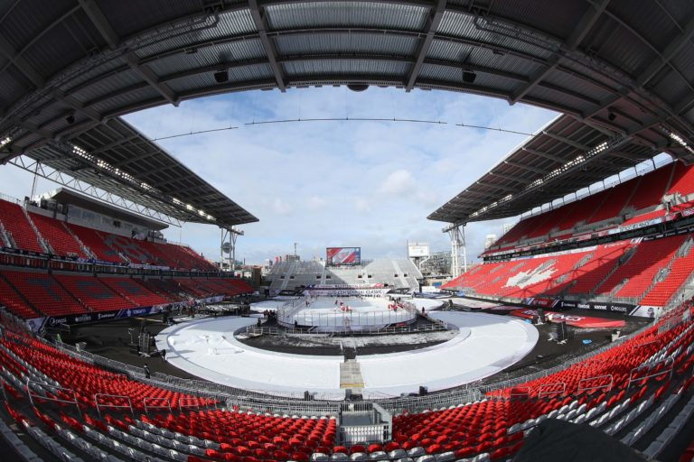 Centennial Classic, Toronto Maple Leafs, Detroit Red Wings, NHL