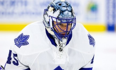 Report: Calgary Has Interest in Jonathan Bernier