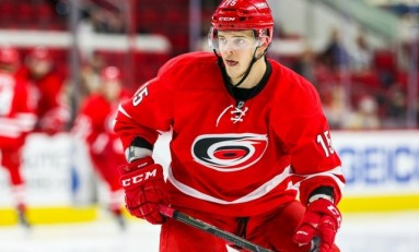 Hurricanes' Andrej Nestrasil Ready and Thankful